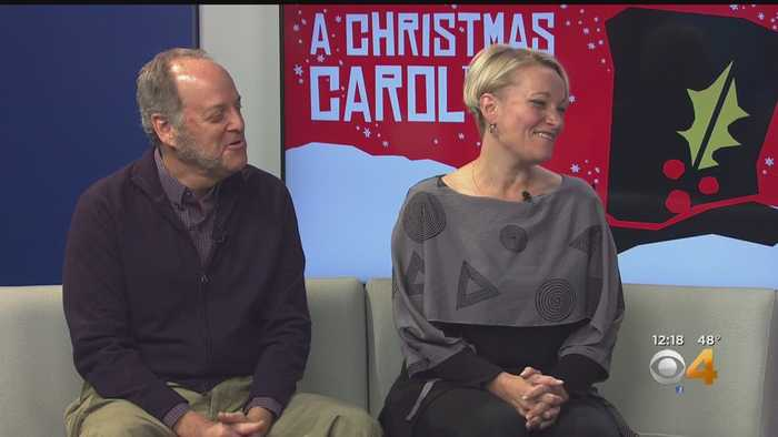 """A Christmas Carol"" Playing At The Arvada Center"