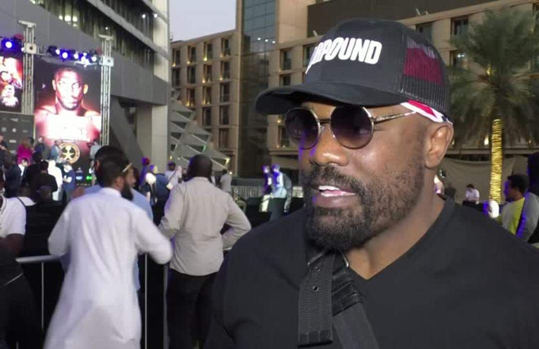 Chisora and Nelson have their say on Ruiz vs Joshua II