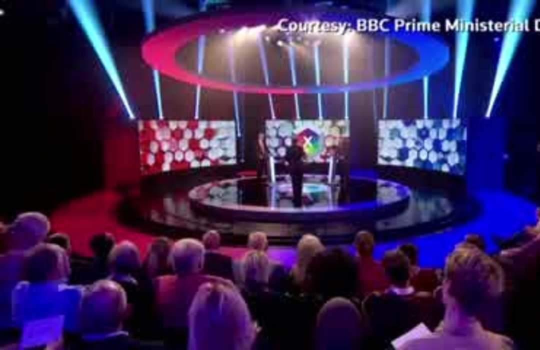Johnson, Corbyn square off in UK's final election debate