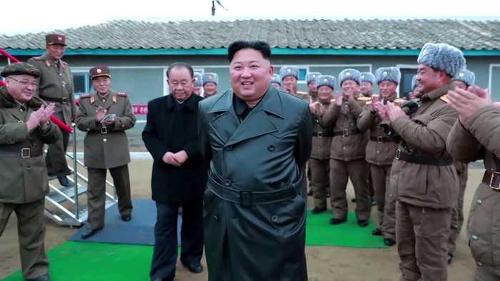 Denuclearization off negotiating table - N. Korea's U.N. envoy
