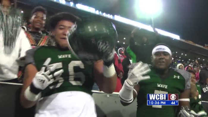 West Point Makes History, Wins Fourth Consecutive 5A State Title