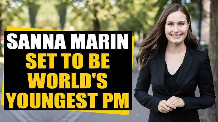 Finland gets new PM: 34-year-old Sanna Marin to lead the country  | OneIndia News