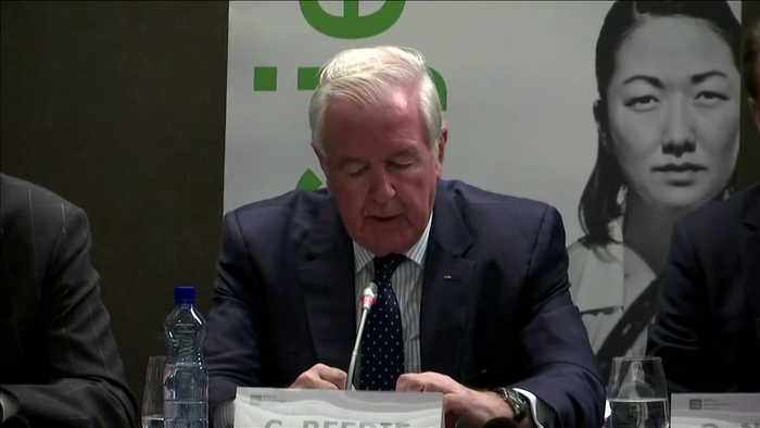Russia banned for four years, confirms WADA President Reedie
