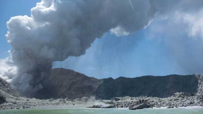 5 Killed After Volcano Erupts On New Zealand Island