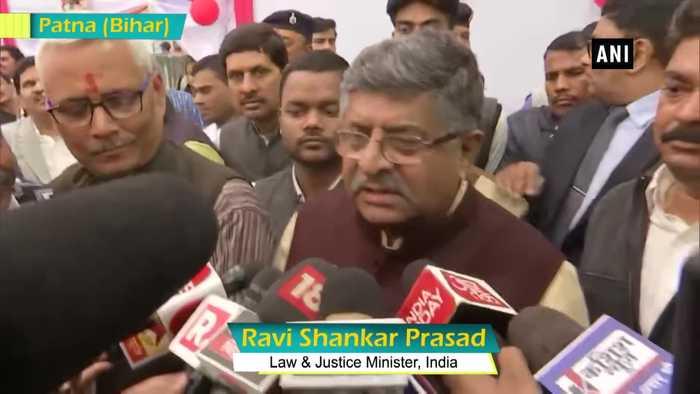 Strict action should be taken RS Prasad on Delhi Anaj Mandi fire