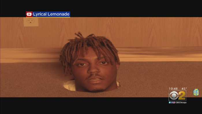Rapper Juice WRLD Remembered