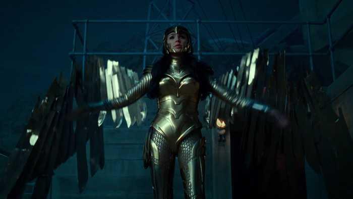 'Wonder Woman 1984' Trailer