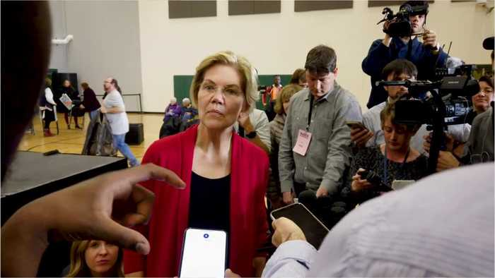 Can Elizabeth Warren Save Her Campaign?
