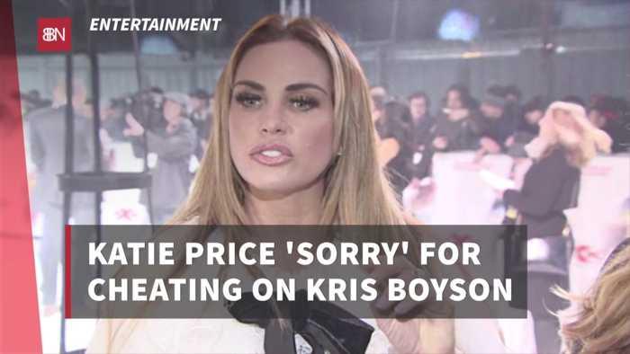Katie Price Handles Her Guilt