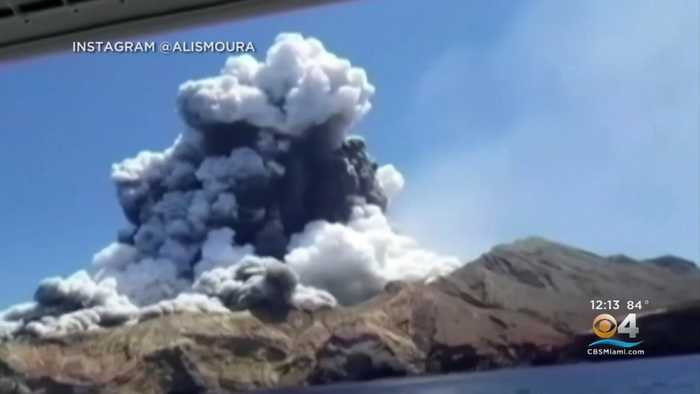 Death Toll Continues To Climb After Volcano Eruption