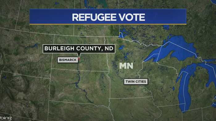 County In North Dakota Will Accept 25 Refugees In 2020