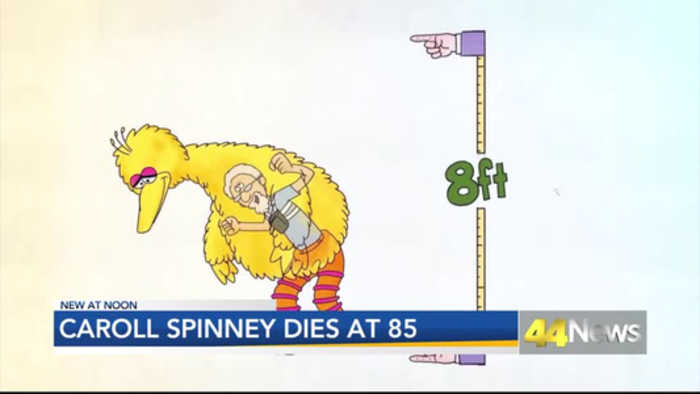 CAROLL SPINNEY DIES