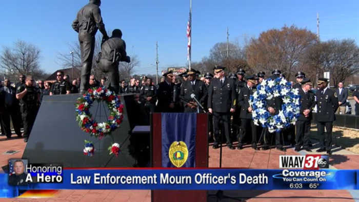 Fraternal Order of Police On Officer's Death