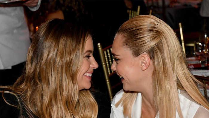 Ashley Benson has not broken up with Cara Delevingne