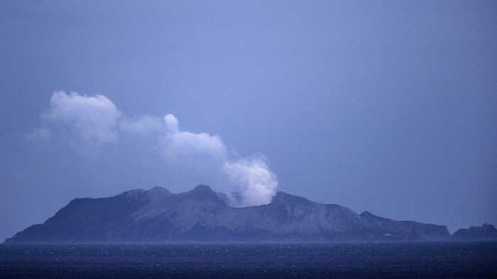 Growing Volcanic Activity Hampers White Island Recovery Efforts