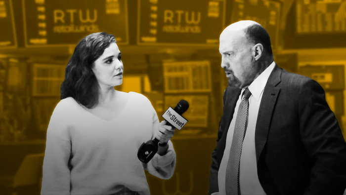 How's Oil Looking? Jim Cramer on Saudi Aramco, Chevron and the Federal Reserve