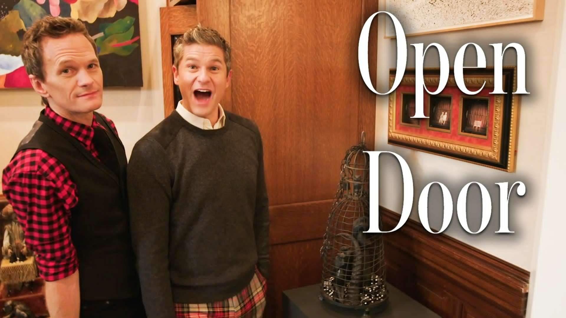 Inside Neil Patrick Harris's Brownstone Holiday Home