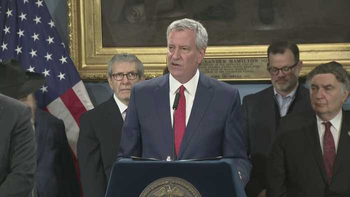 Jersey City Shooting: NYC Announces New Task Force Against Racial, Ethnic Extremism