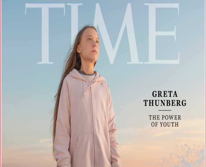 Here's what makes Greta Thunberg TIME Magazine's person of the year