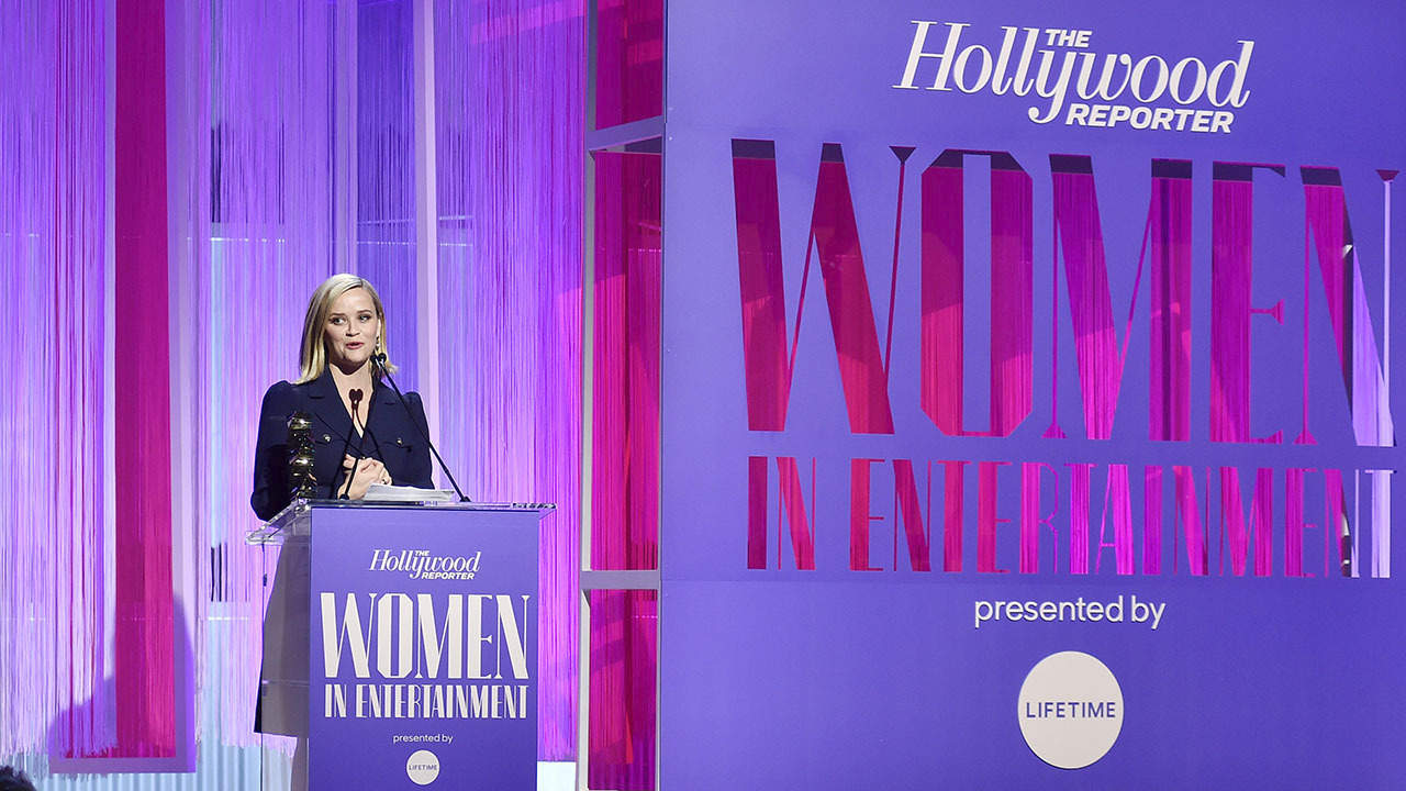 Reese Witherspoon: 'Embrace Your Inner Shrew' | Women in Entertainment 2019
