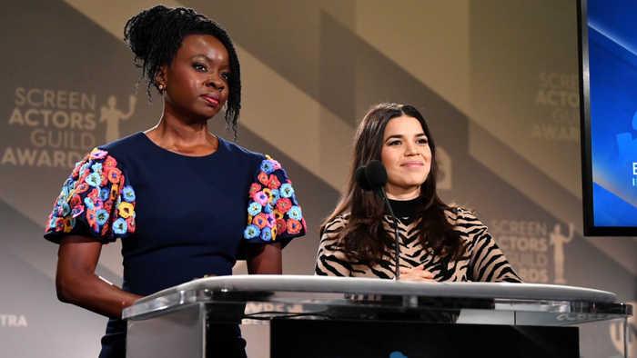 The 2020 Screen Actors Guild awards nominations