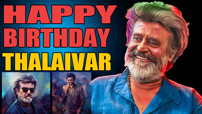Actor-turned-politician Rajinikanth turns 69 today, fans rejoice    OneIndia News