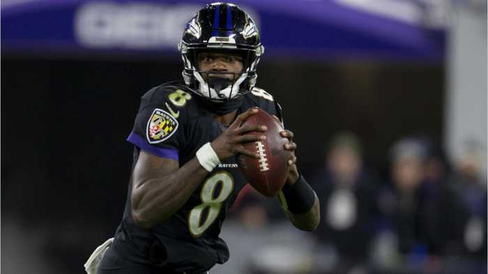 Lamar Jackson Didn't Know He Had Broken Michael Vick's Record Until Mark Ingram Told Him