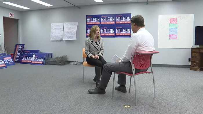 Sitting down with Mayor-Elect Lauren McLean
