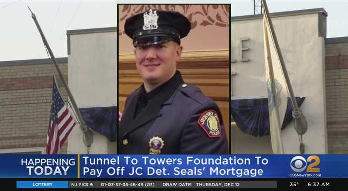Tunnel To Towers Foundation To Pay Seals' Mortgage