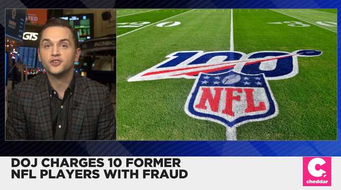 DOJ Charges 10 Former NFL Players in Alleged Health Care Fraud Scheme