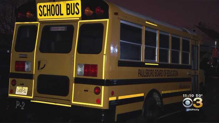 8-Year-Old Girl Left On School Bus For Hours After Falling Asleep