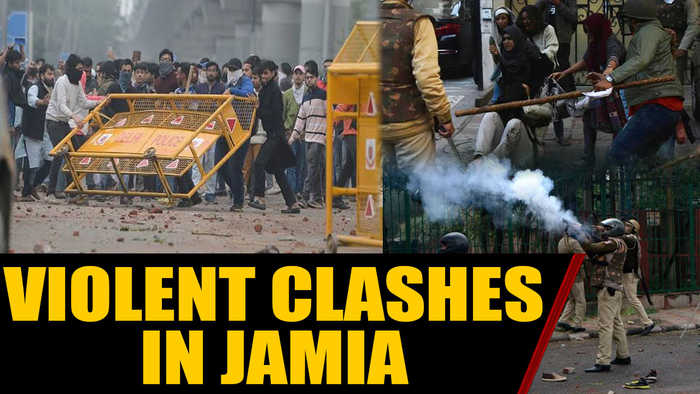 Jamia clashes: 50 students released after detention for protesting CAA | OneIndia News