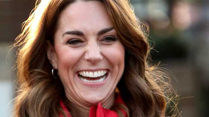 Kate Middleton Reveals One Of Prince Louis' First Words