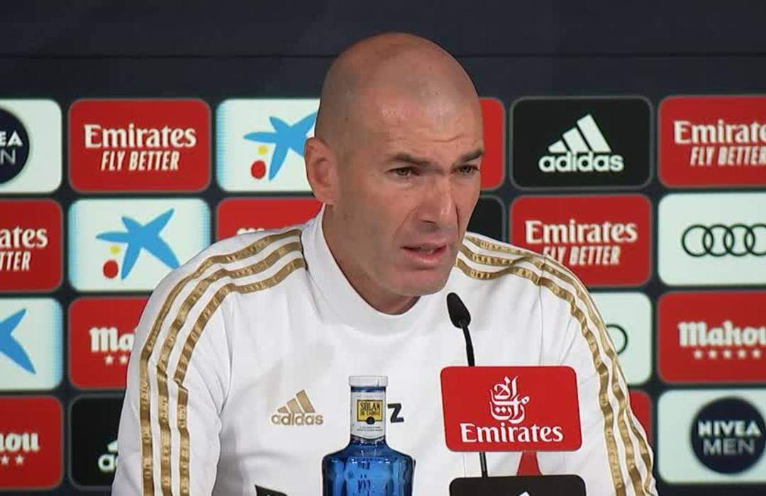 We have our weapons too says Zidane as he shrugs off Messi threat