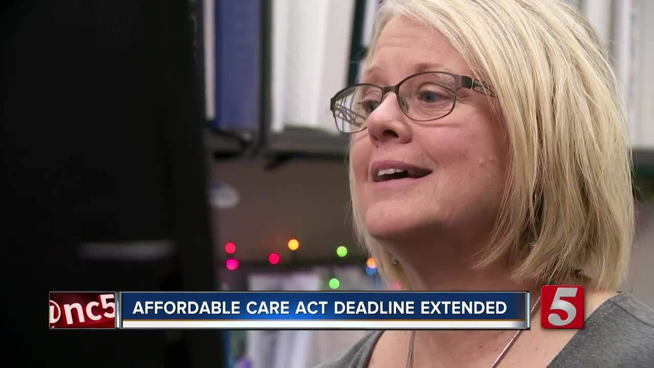 Affordable Care Act enrollment period extended until December 18