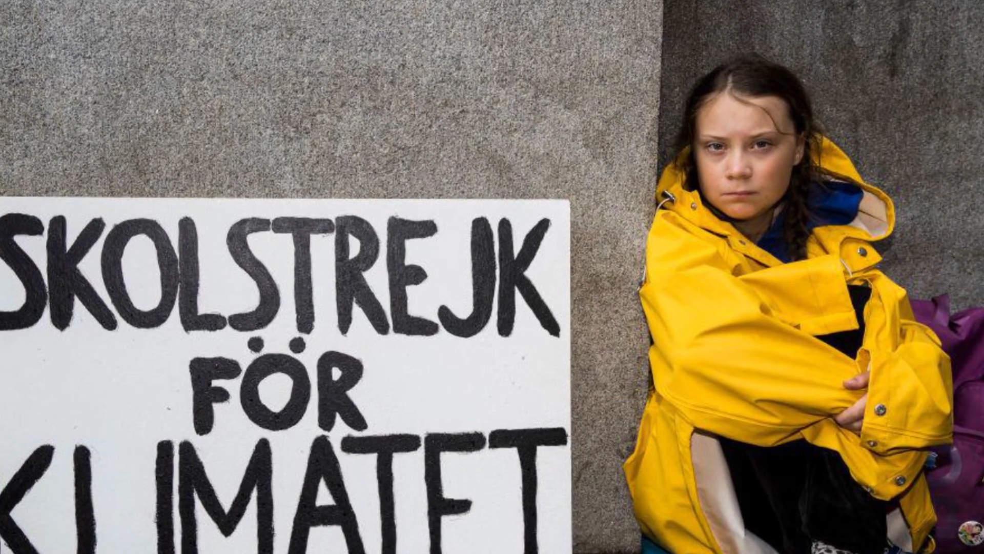 Hulu producing documentary on Greta Thunberg