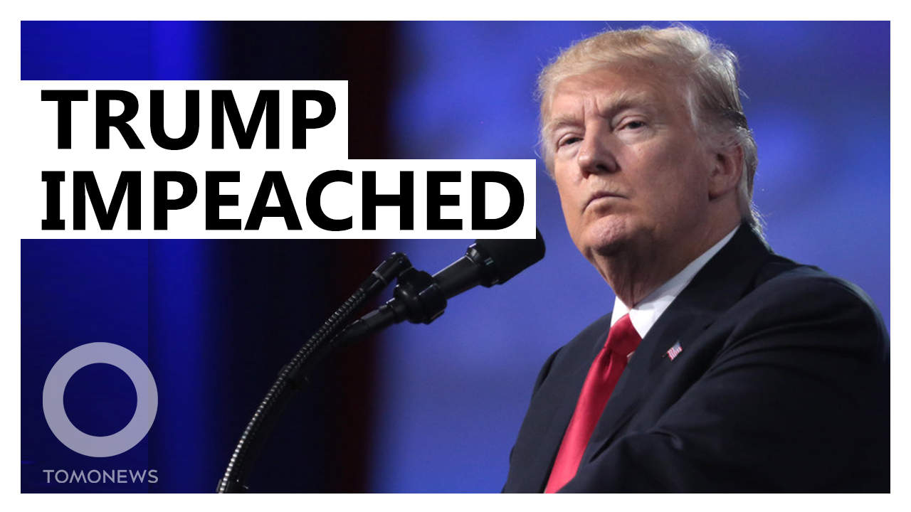 Trump impeached by House in historic vote. Now what?