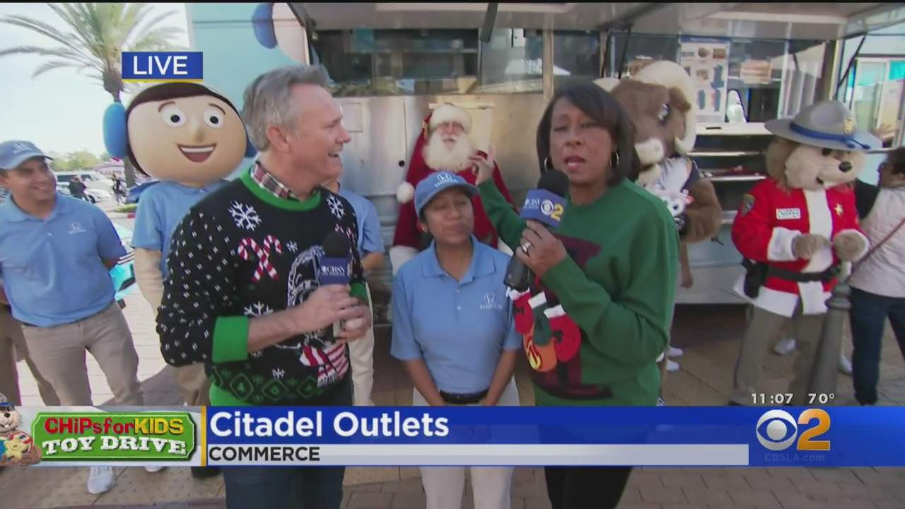 Helpful Honda Guys Chip In To Help CHiPs For Kids