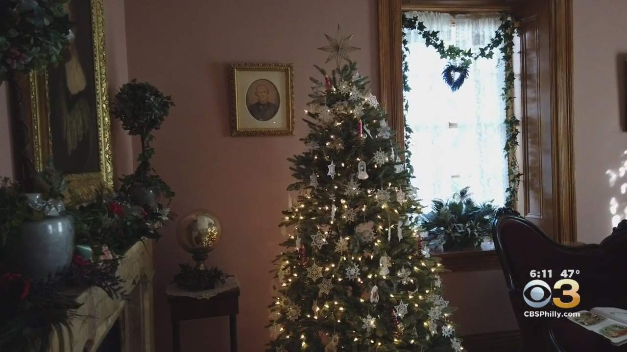 History Behind The Christmas Tree Lies At Hagley - One News Page VIDEO