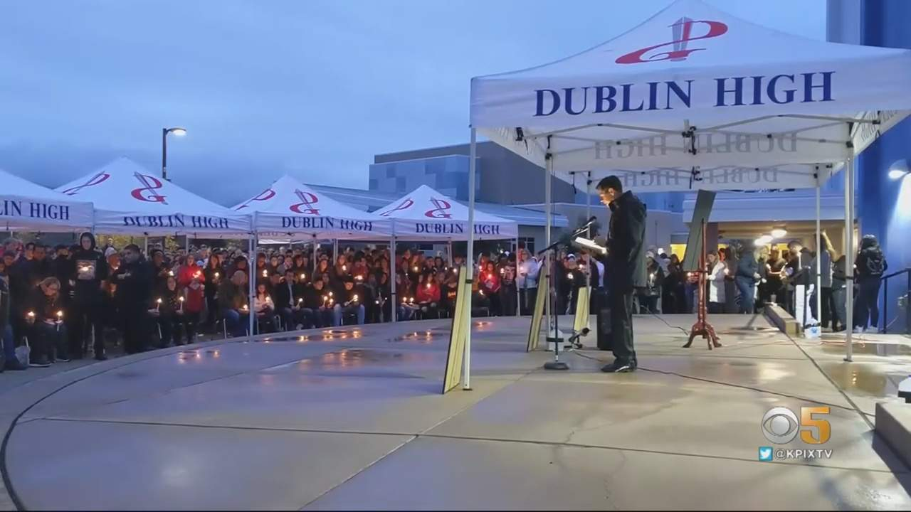 Huge Turnout At Dublin Vigil To Remember Teens Killed In Christmas Crash