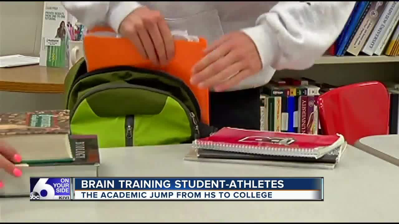 Making the jump from high school student-athlete to college