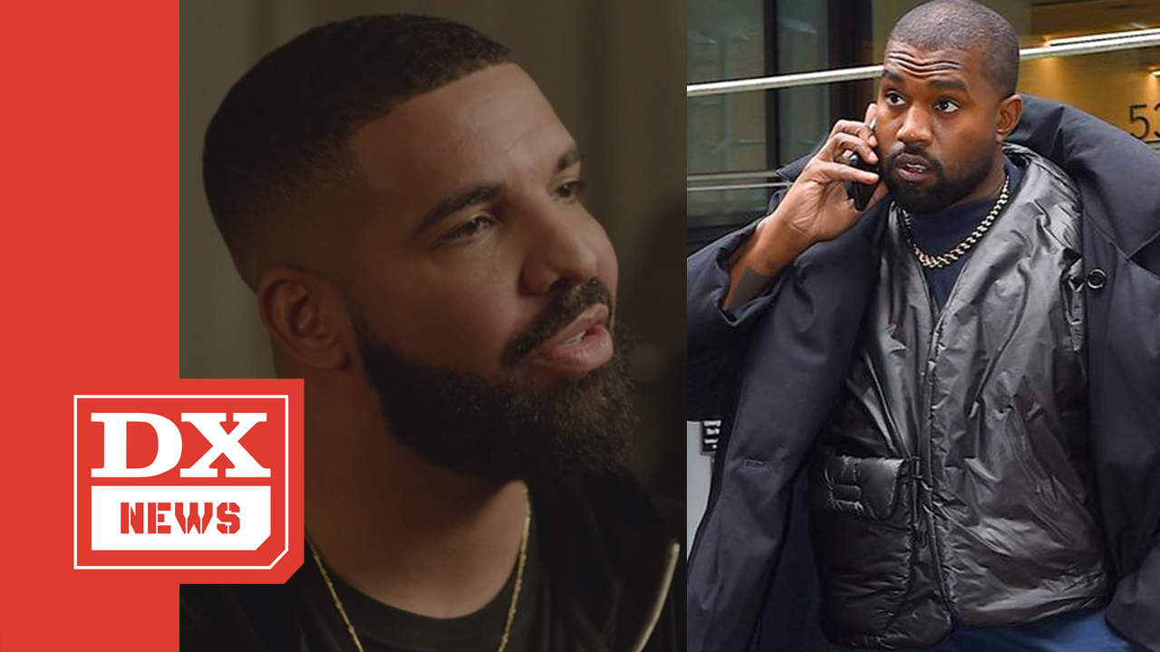 Kanye West Responds To Drake In Non-Secular Rant
