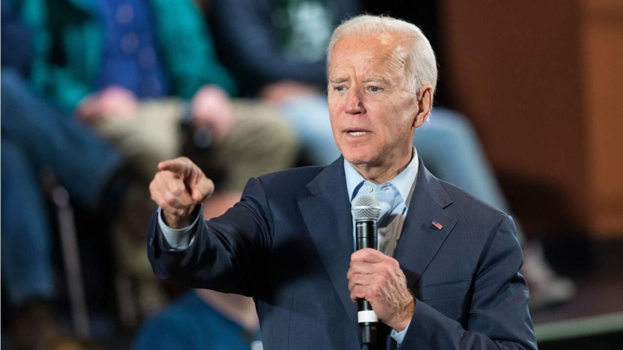 Biden Considers A Republican Running Mate