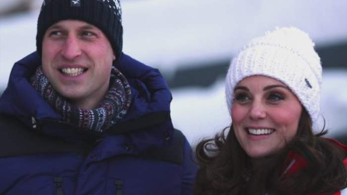 Kate and William Include Meghan and Harry in Their '2019 Year in Review' Video