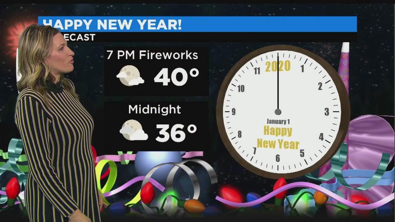 WBZ Midday Forecast For December 31