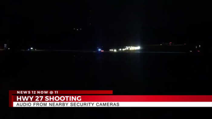 Officer involved shooting on Highway 27