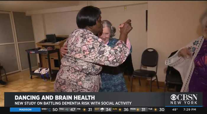 New Study Examining Connection Between Dancing, Brain Health
