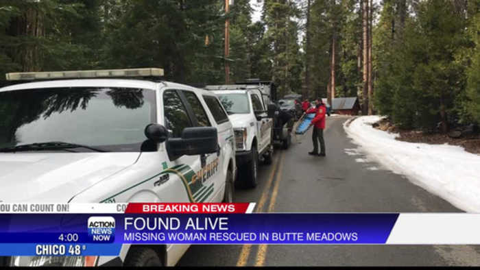 68-year-old Butte County woman found after 6 days missing