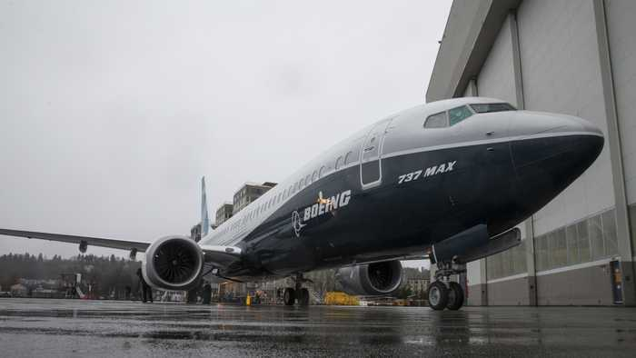 Boeing Discovers New Software Issue With Its Troubled 737 Max