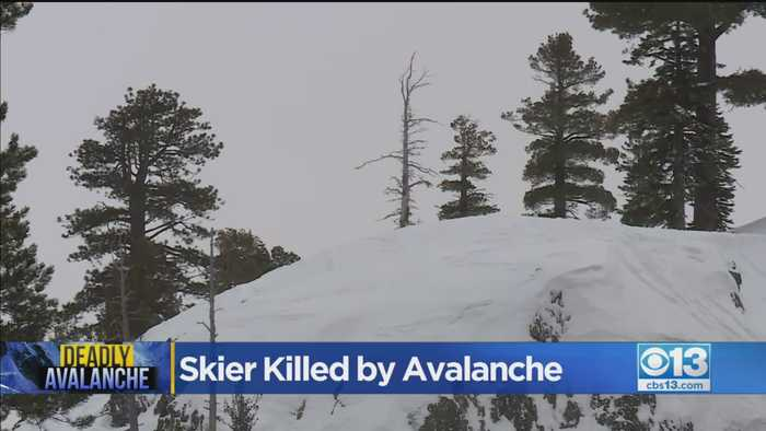 Skier, 34, Killed By Avalanche